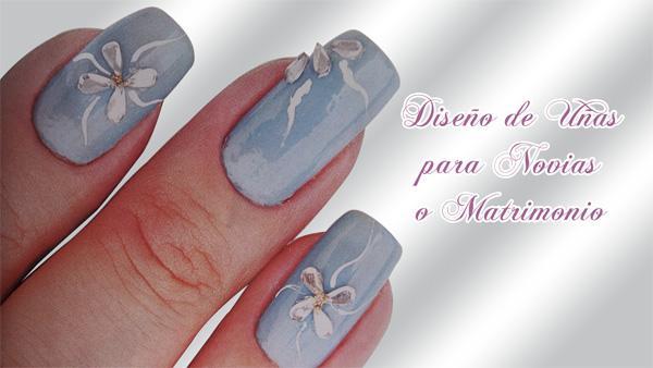 Fotos o Imagenes de Uñas Decoradas, Manicure, Diseño de Uñas Para Novias o Matrimonio 25