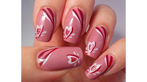 Diseño de Uñas para el Dia de la Madre 2