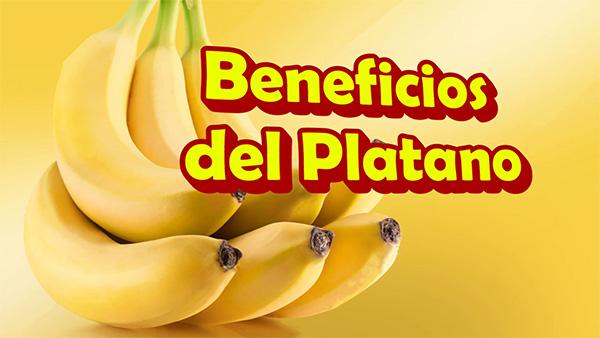 Los Beneficios y Propiedades del Platano para la Salud, Comer 2 Plátanos al Día por 1 mes y le pasará esto a tu cuerpo