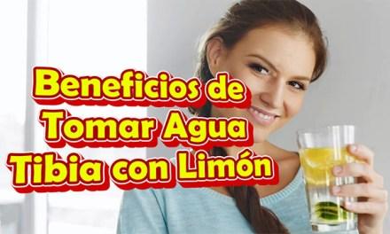 Beneficios de Tomar Agua Tibia con Limón en Ayunas, 7 Beneficios y 7 Precauciones