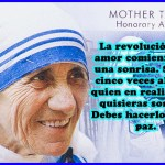 Frases Celebres de Maria Teresa de Calcuta 2