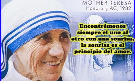 Frases Celebres de Maria Teresa de Calcuta 3