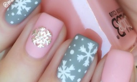 Uñas Decoradas de Navidad 8