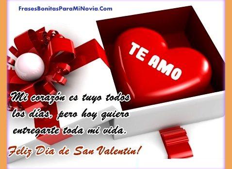 Frases De San Valentin 7 Canal De Entretenimiento Y Diversión