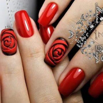 Diseño de Uñas para el Dia de la Madre 10