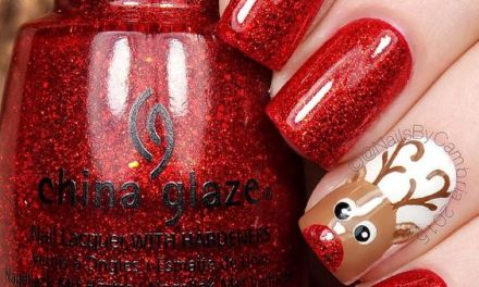 Uñas Decoradas de Navidad 20