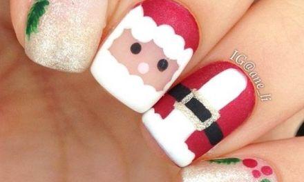 Uñas Decoradas de Navidad 29