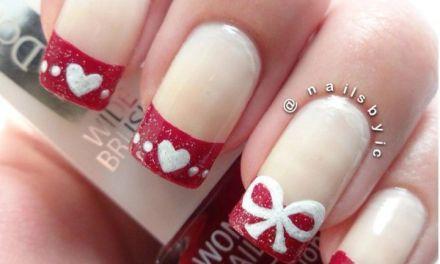 Diseño de Uñas para San Valentin 20