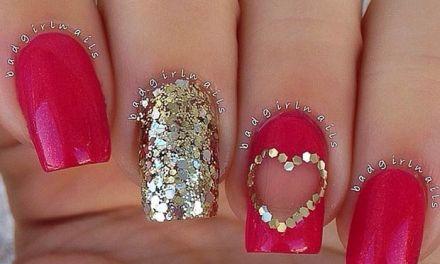 Diseño de Uñas para San Valentin 30