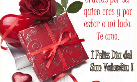 Frases de San Valentin 21
