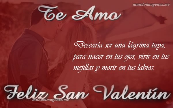 Frases de San Valentin 31