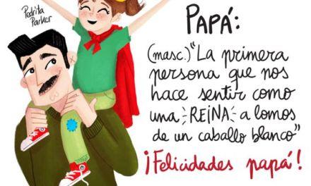 Feliz Dia del Padre 3