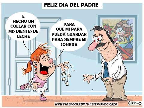 Feliz Dia del Padre 6