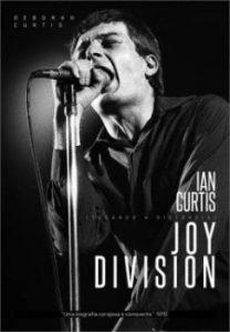 """Livro: """"Tocando a distância – Ian Curtis e Joy Division"""""""