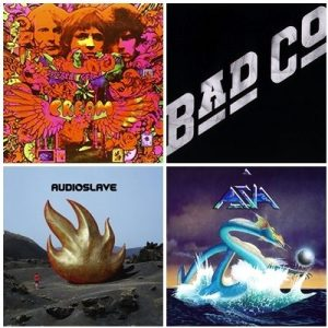 "Playlist do Rock – ""Rock – SuperGrupos"""