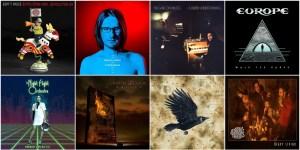 "2017 – Os 20 Melhores álbuns do ""Rock Internacional"". – Discos de Rock"