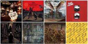 "2016 – Os 12 melhores álbuns do ""Rock Nacional"". – Discos de Rock"