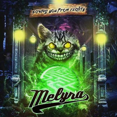 2018 - Melyra - Saving-You-From Reality