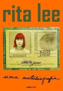 """Livro: """"Rita Lee, uma autobiografia"""""""