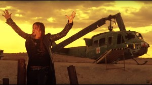"Novo Clip = ""Queensrÿche – Blood Of The Levant"""
