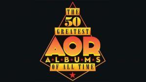 """Os 50 maiores álbuns AOR de todos os tempos, segundo a revista """"Classic Rock""""."""