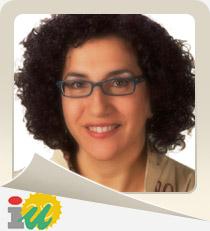 Mercedes Avila, portavoz de IU en el Ayuntamiento de Alhaurin de la Torre