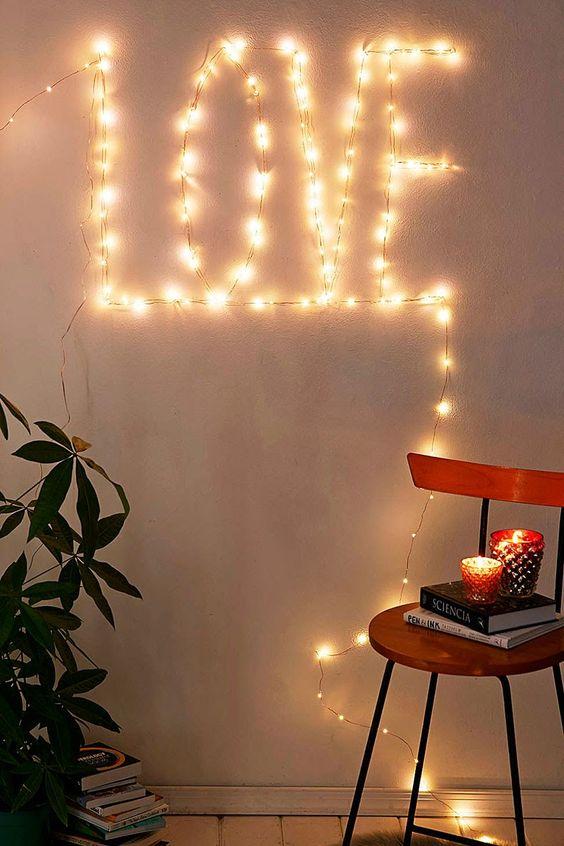 Decorar con luces de Navidad Hermosas ideas para tu casa