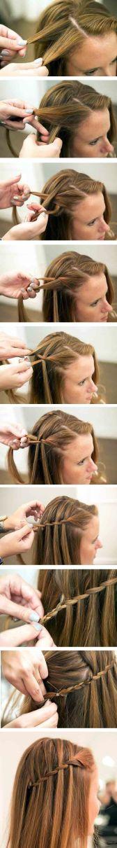 peinados faciles 45