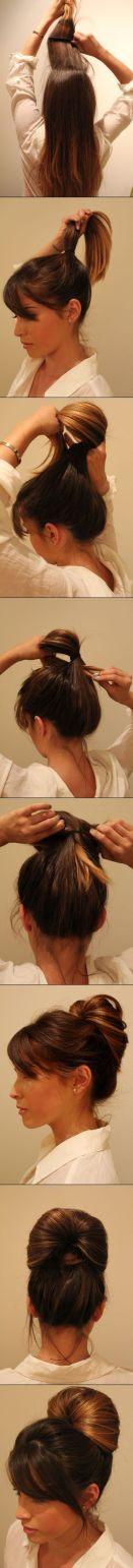 peinados faciles 8