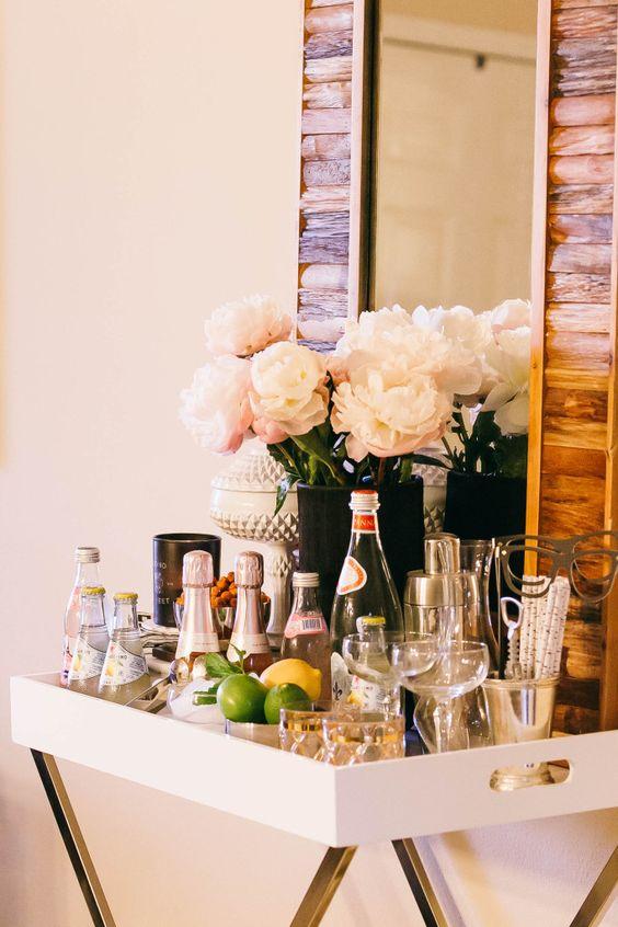 mini bar en casa 10