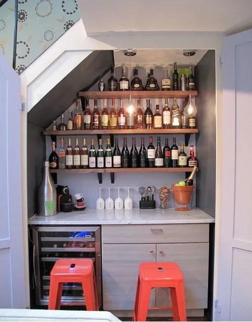 mini bar en casa 5