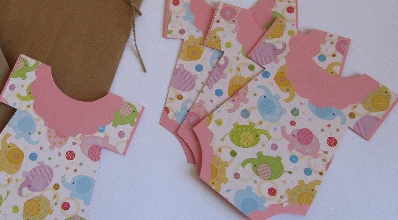 Mas De 60 Invitaciones Para Baby Shower Gratis Y Faciles De Hacer
