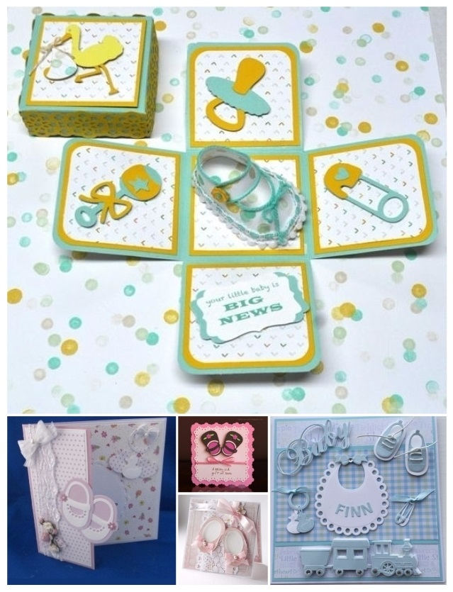 bocetos de invitaciones para baby shower