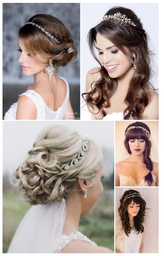 ultimas tendencias en peinados de novia