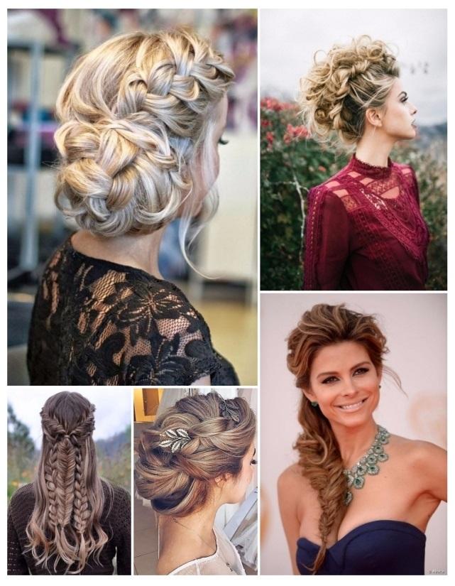 moda de peinados con trenzas