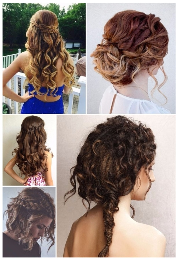 Peinados recogidos chinos