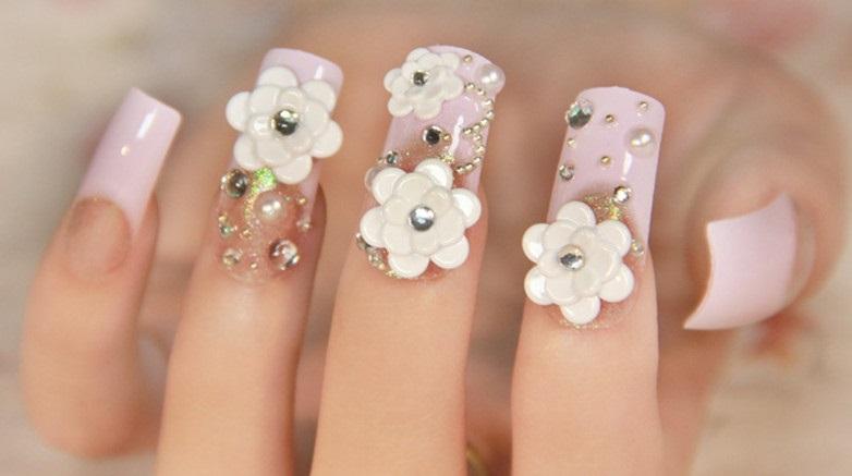 Como hacer u as con flores 3d paso a paso - Como hacer unas fundas para el sofa ...