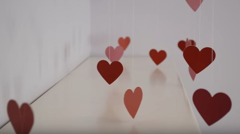 ideas de como decorar para San Valentín