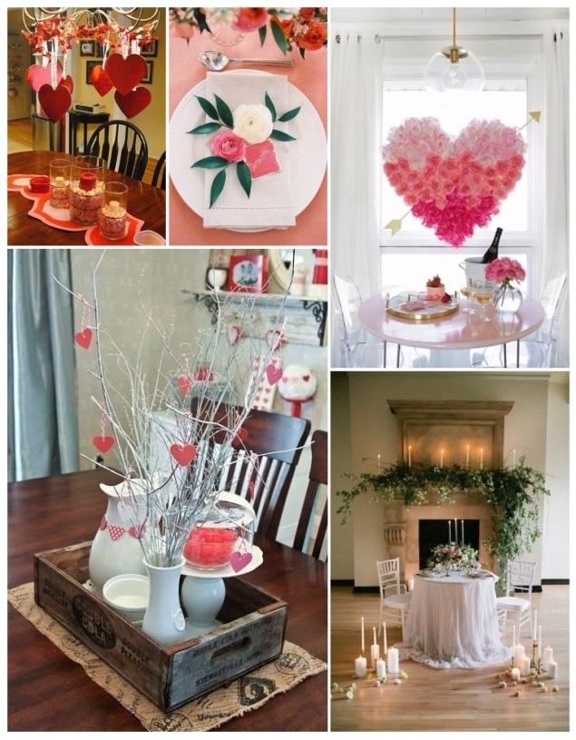 como decorar para San Valentín 5