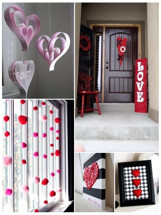como decorar para San Valentín 6