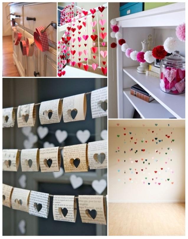 como decorar para San Valentín 8