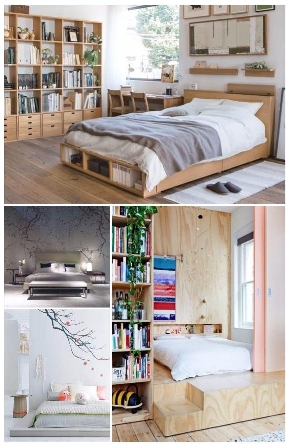 Como decorar al estilo japones ideas para casas estilo oriental - Como decorar tu cuarto ...