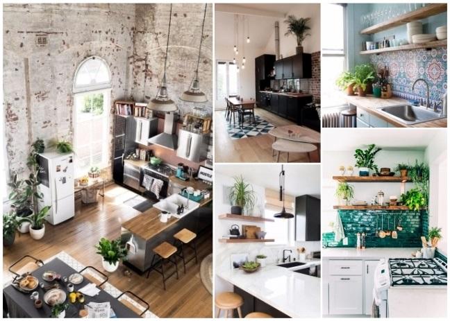 como decorar mi casa con plantas naturales