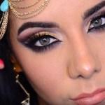 maquillaje árabe profesional