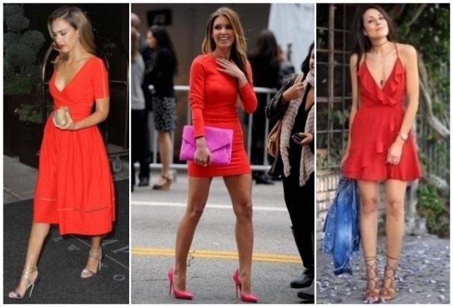 Que Zapatos Me Puedo Poner Con Un Vestido Rojo