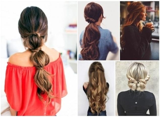 peinados faciles para cabello largo paso a paso