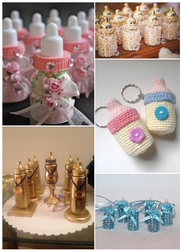 Recuerdos para baby shower 80 ideas de regalitos econ micos for Novedades para baby shower