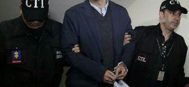 Cinco años de carcel por recibir soborno de 20 mil millones de Odebrecht.