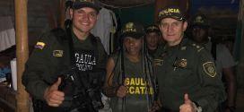 Video| Estas son las primeras imágenes de la liberación de la hija del alcalde de Sipi Choco.