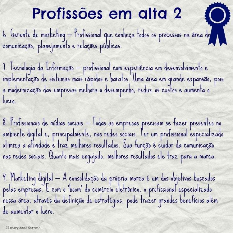 profissçoes 2